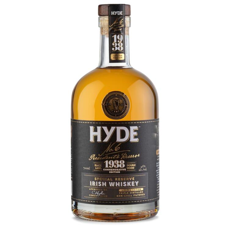 Hyde Irish Whiskey No. 6 – Special Reserve (Sherry Finish)