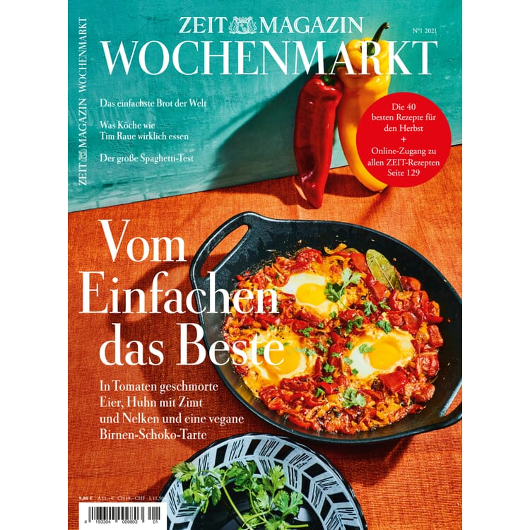 """ZEITmagazin """"Wochenmarkt"""""""