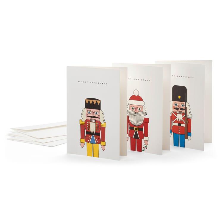Weihnachtskarten 3 Stück