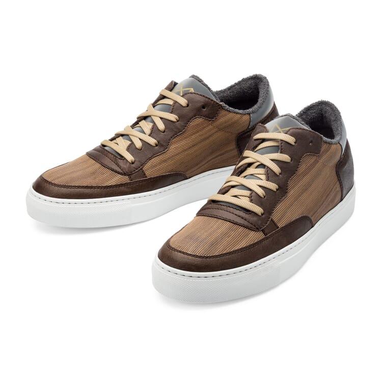 nat-2™ Holz-Sneaker, Braun